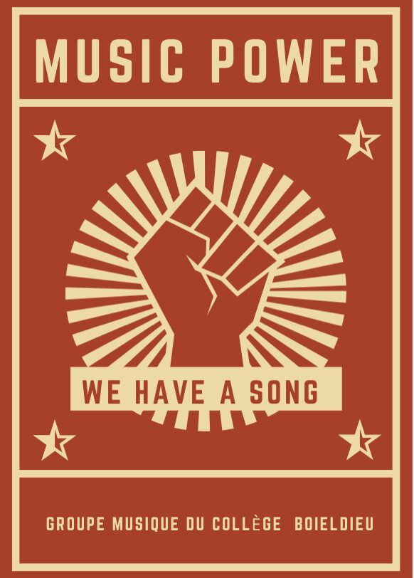 Music Power - We have a song